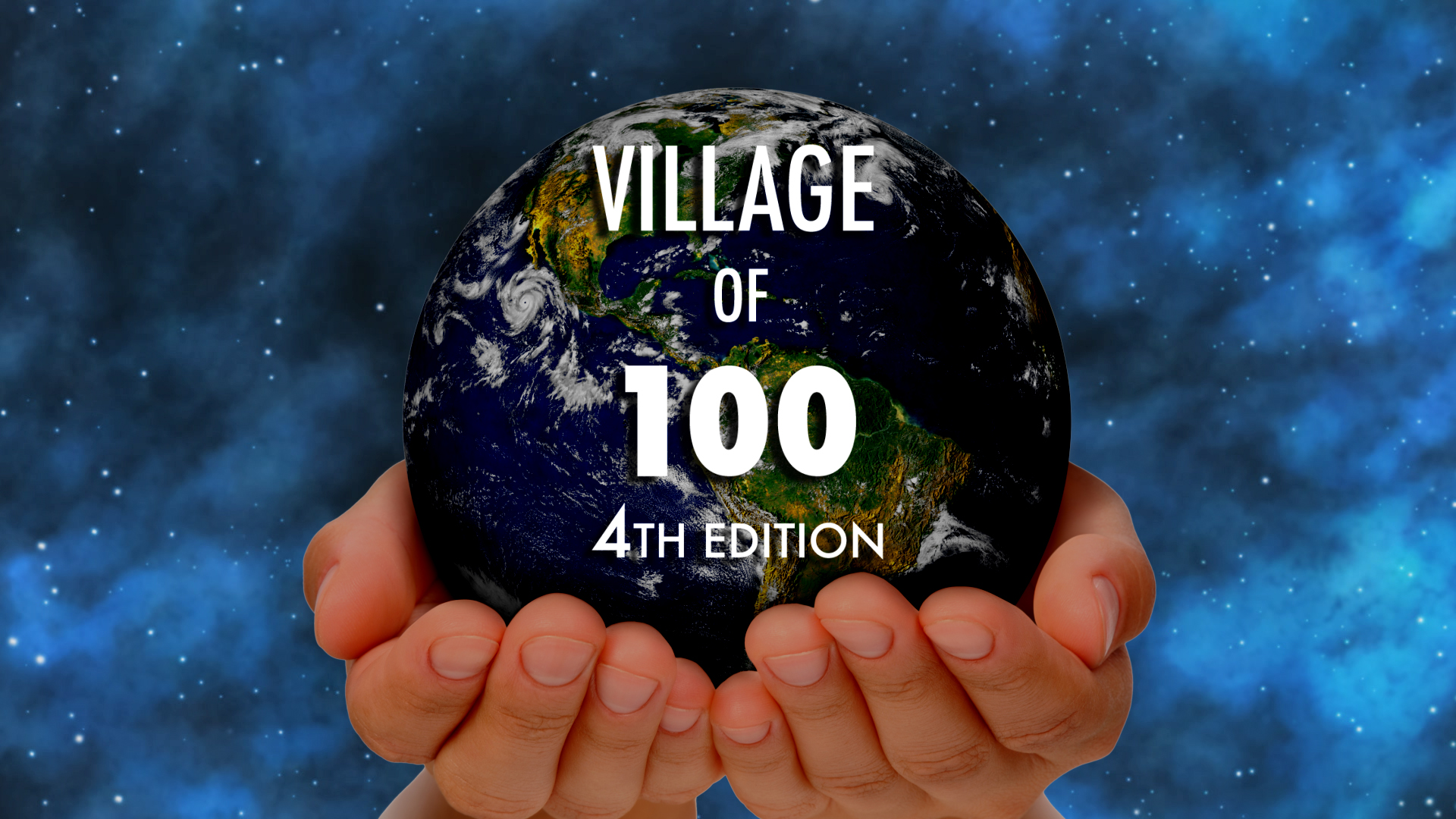 Village of 100 4th edition, for diversity and inclusion training.